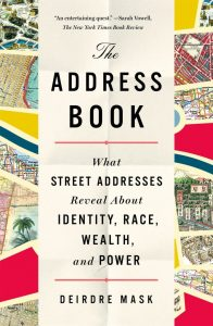 The Address Book by Deirdre Mask