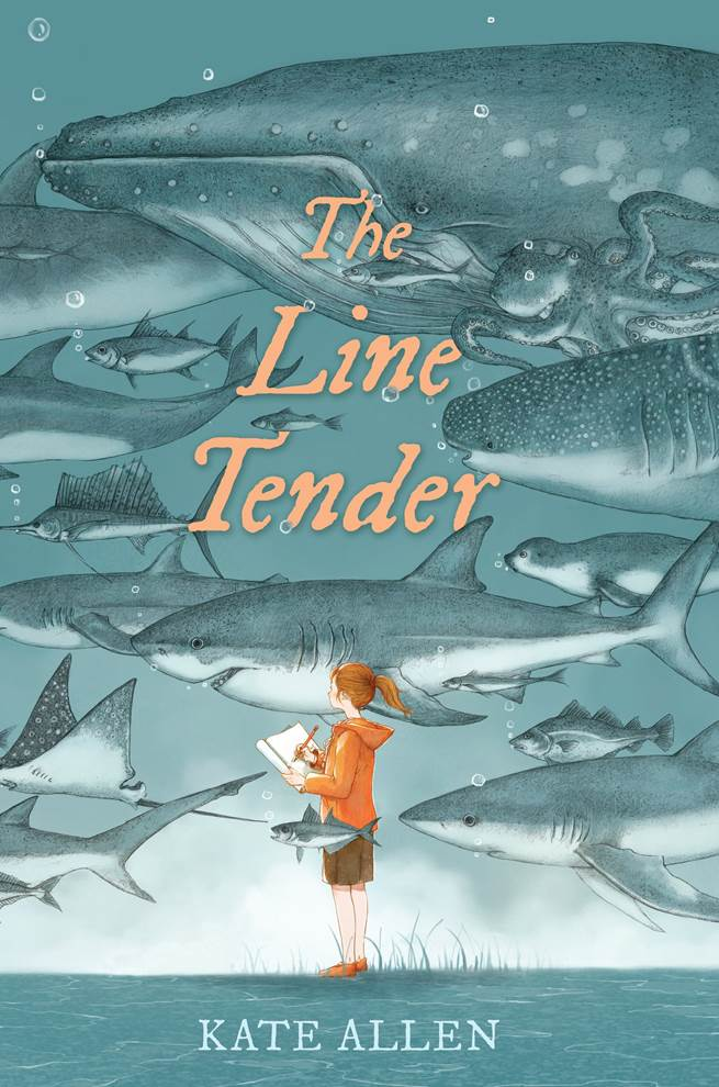The Line Tender by Kate Allen