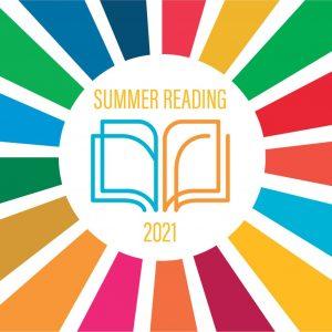 Summer Reading 2021 Logo