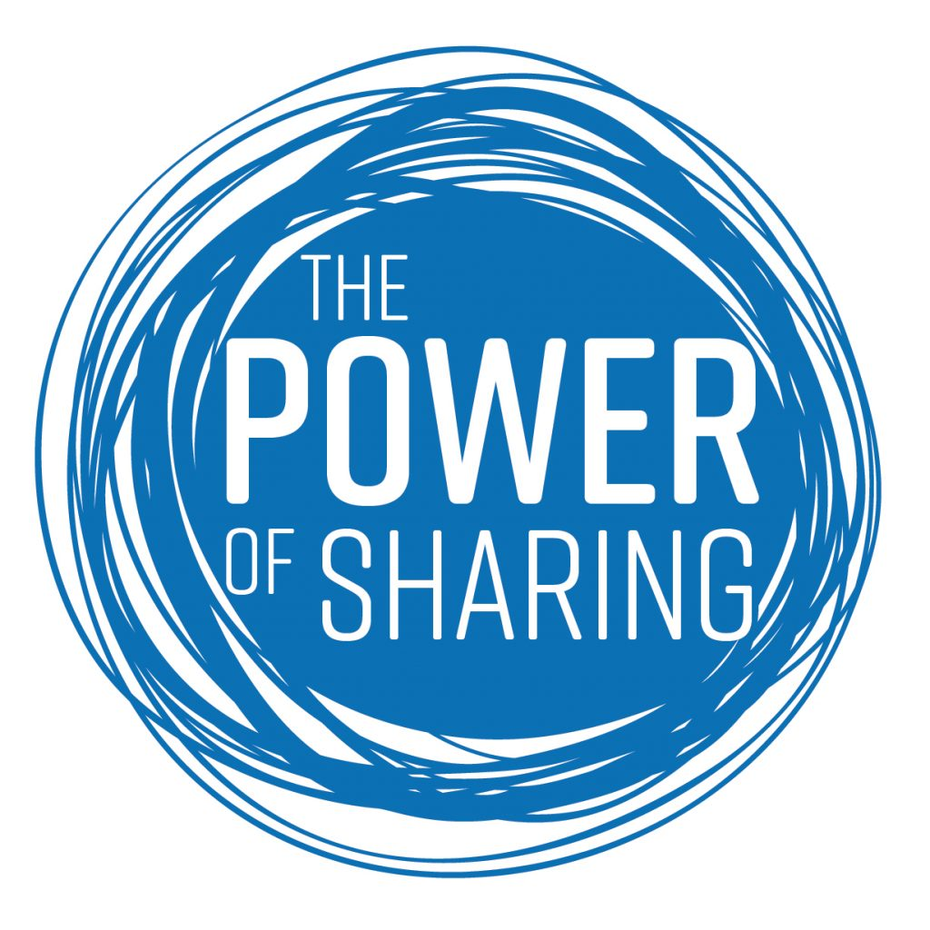 The Power of Sharing logo