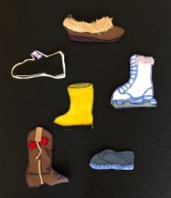 All Kinds of Shoes