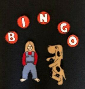 BINGO felt story