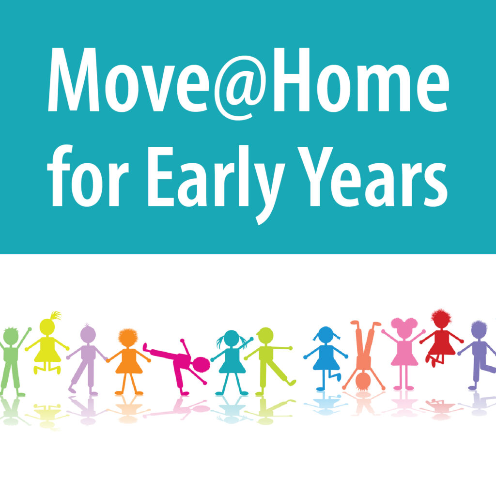 Move at Home for Early Years