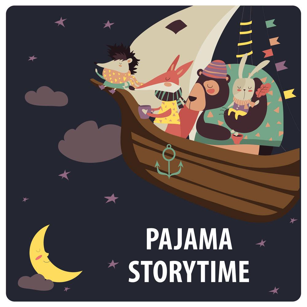 Pajama Storytime image
