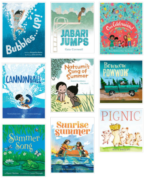 Summer Reads for Early Years