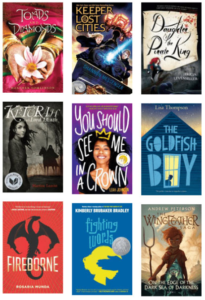 Reader to Reader: Top Reads for a Quick pick