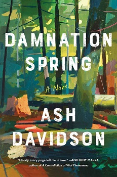 Damnation Spring by Ash Davidson