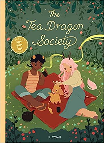 : The Tea Dragon Society by Kay O'Neill