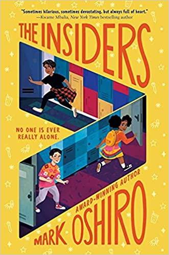 The Insiders by Mark Oshiro